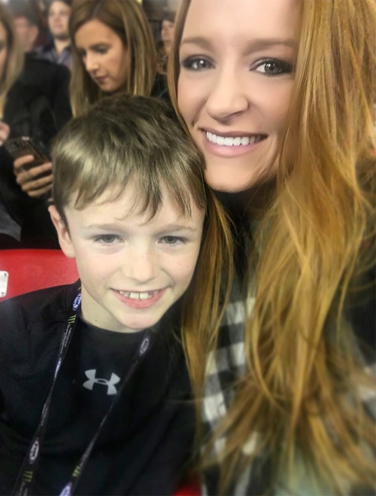 Maci Bookout, Bentley