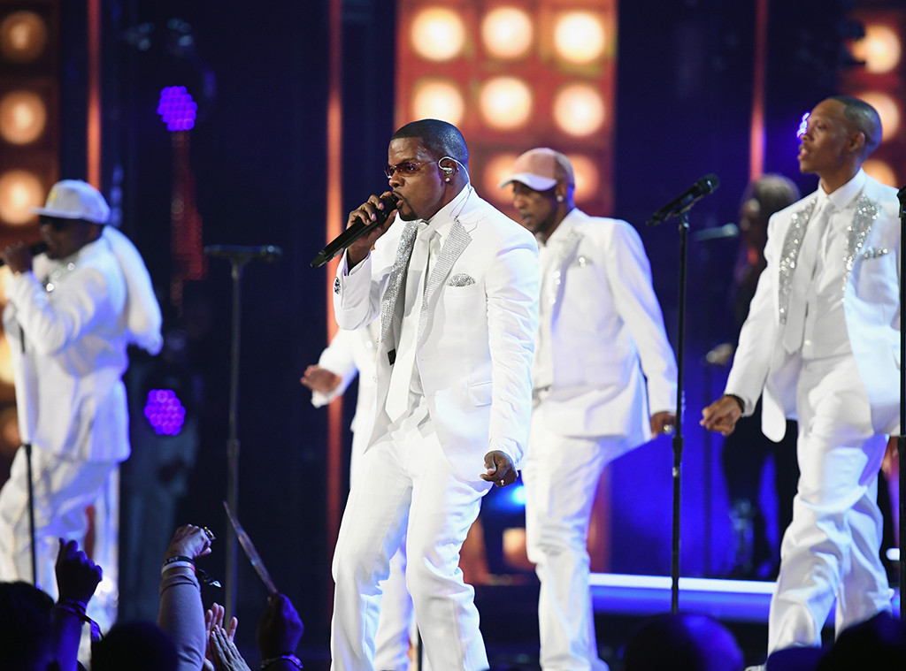 New Edition, 2017 BET Awards, Show