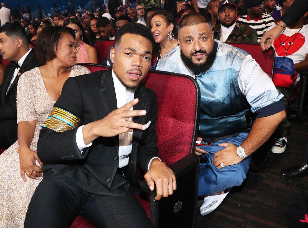 Chance the Rapper, DJ Khaled
