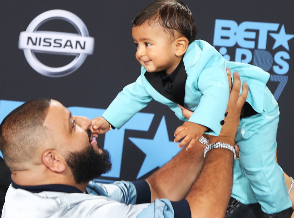 DJ Khaled, Asahd Tuck Khaled, 2017 BET Awards