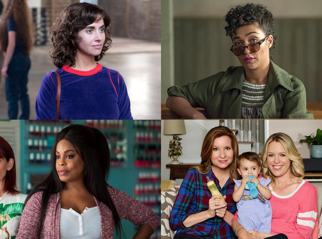 Playing House, GLOW, Claws, Preacher, Badass women of TV