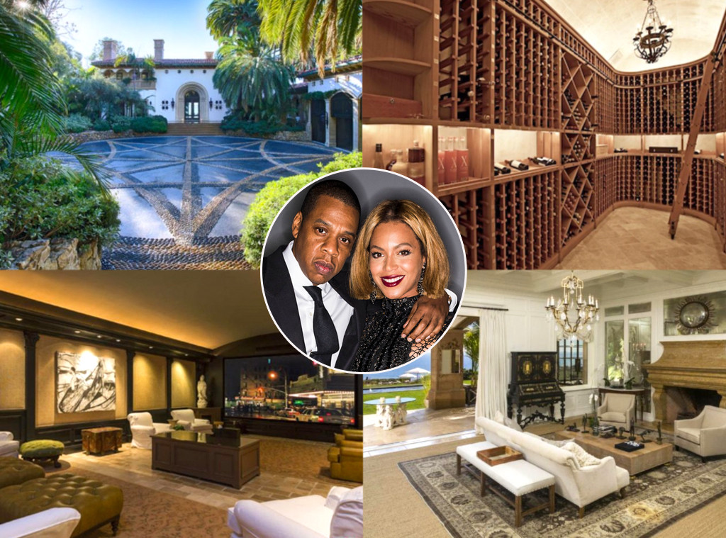 Beyonce, Jay-Z, Real Estate