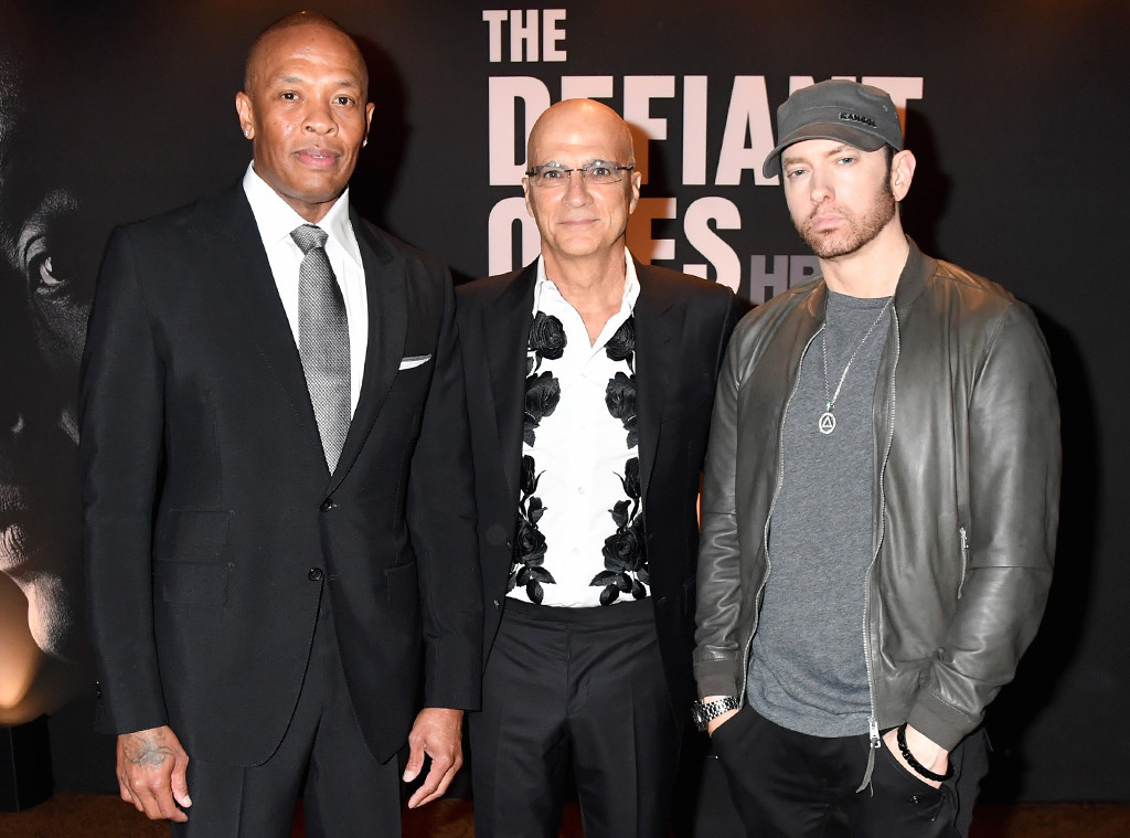 Dr. Dre, Jimmy Lovine, Eminem