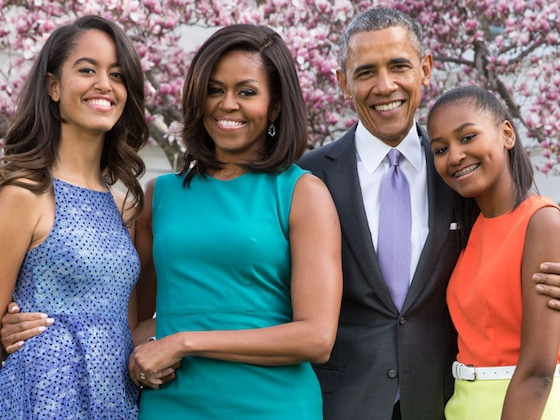 Michelle Obama Gets Candid About Raising Kids in the White House