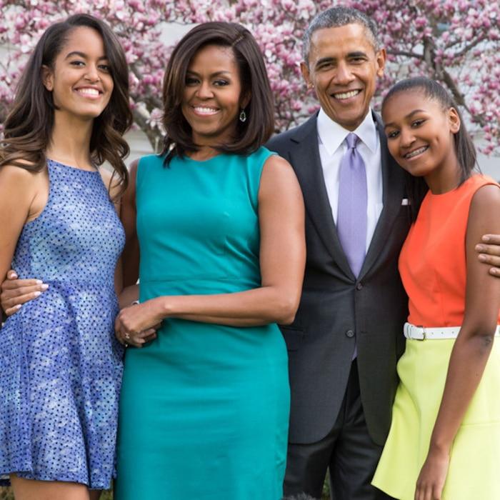 Happy Birthday Malia Obama See How Much Barack Obama S Daughters