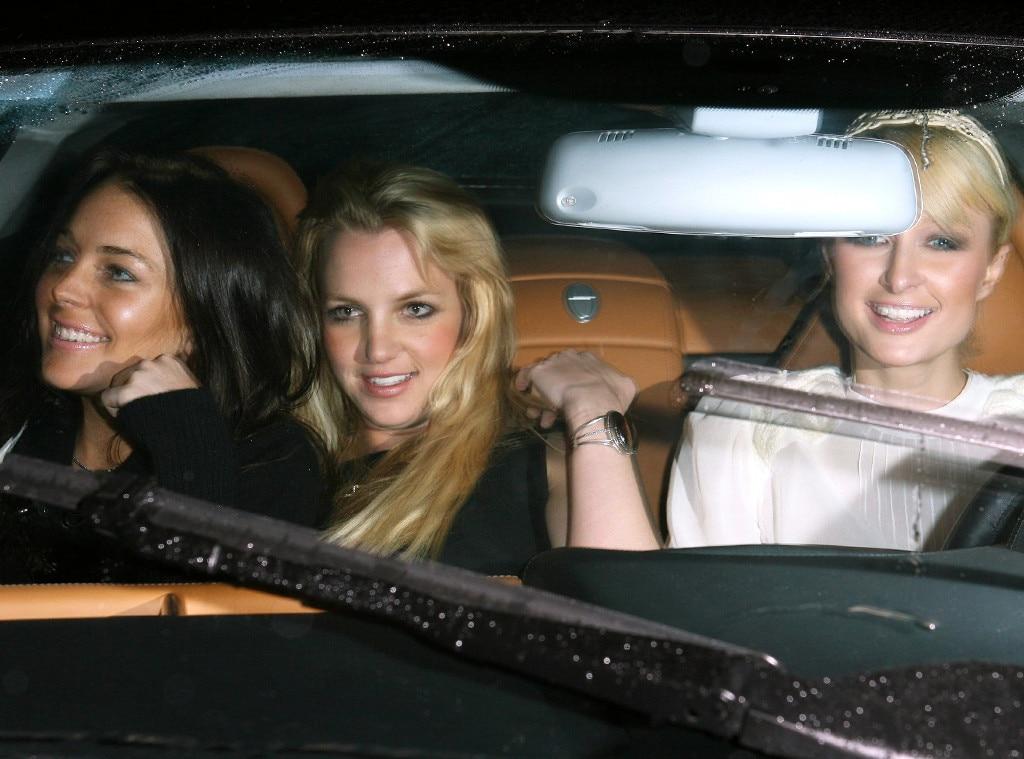 Lindsay lohan britney spears sex tape