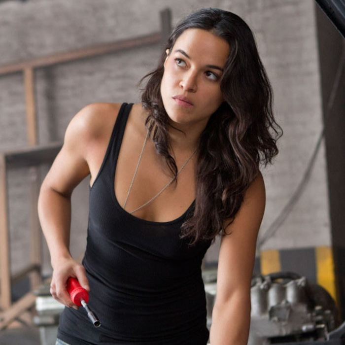 650ed964e31da6 Why Michelle Rodriguez   Might Have to Say Goodbye   to the Fast   Furious  Franchise   E! News
