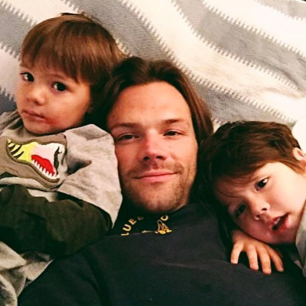 Jared Padalecki, Kids, Instagram