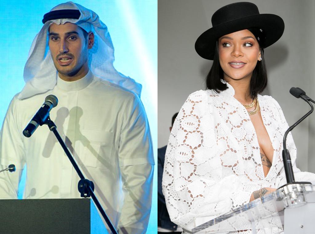 Rihanna, Hassan Jameel