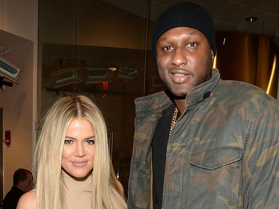 "Khloe Kardashian Celebrates Success of Lamar Odom's Book: ""Congratulations Lammy"""