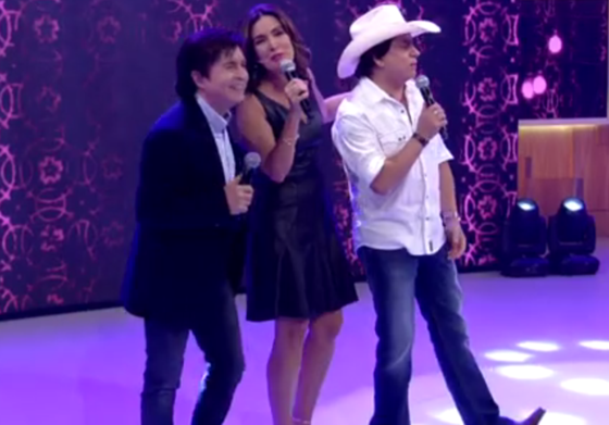 Fatima Bernardes, Chitaozinho e Xororo