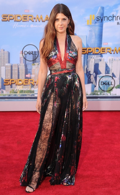 Zendaya Dazzles At Spider Man Homecoming Premiere See