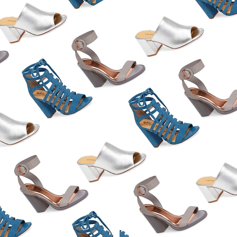 20 Pairs of Block Heels That Are Beyond