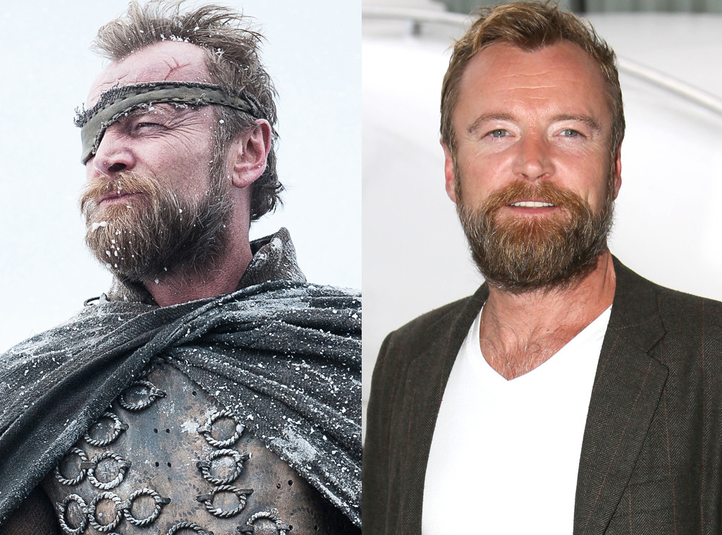 Richard Dormer as Beric Dondarrion
