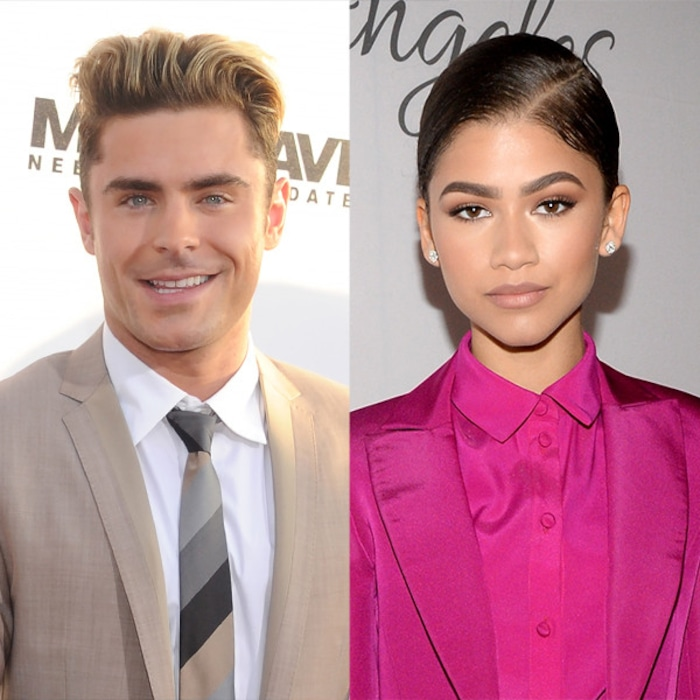 Was Zendaya a High School Musical Fan? Star Dishes on Her and Zac ...