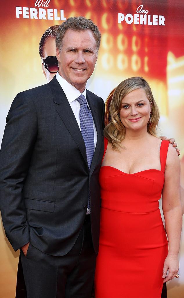 Will Ferrell, Amy Poehler