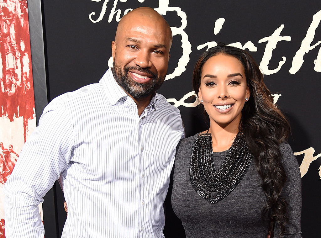Derek Fisher, Gloria Govan