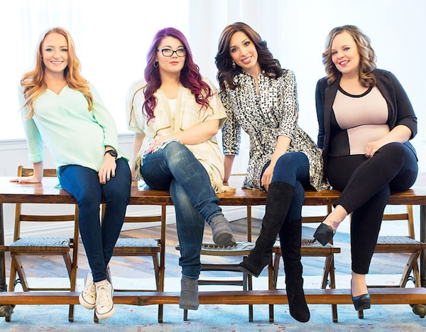 Teen Mom From 2018 Pcas Tv Series Nominees  E News-8626