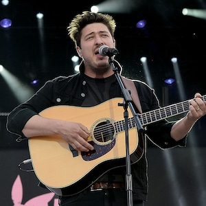 One Love Manchester benefit concert, Marcus Mumford