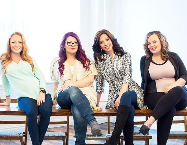 Inside Teen Mom Ogs Dramatic Reunion  E News-5713