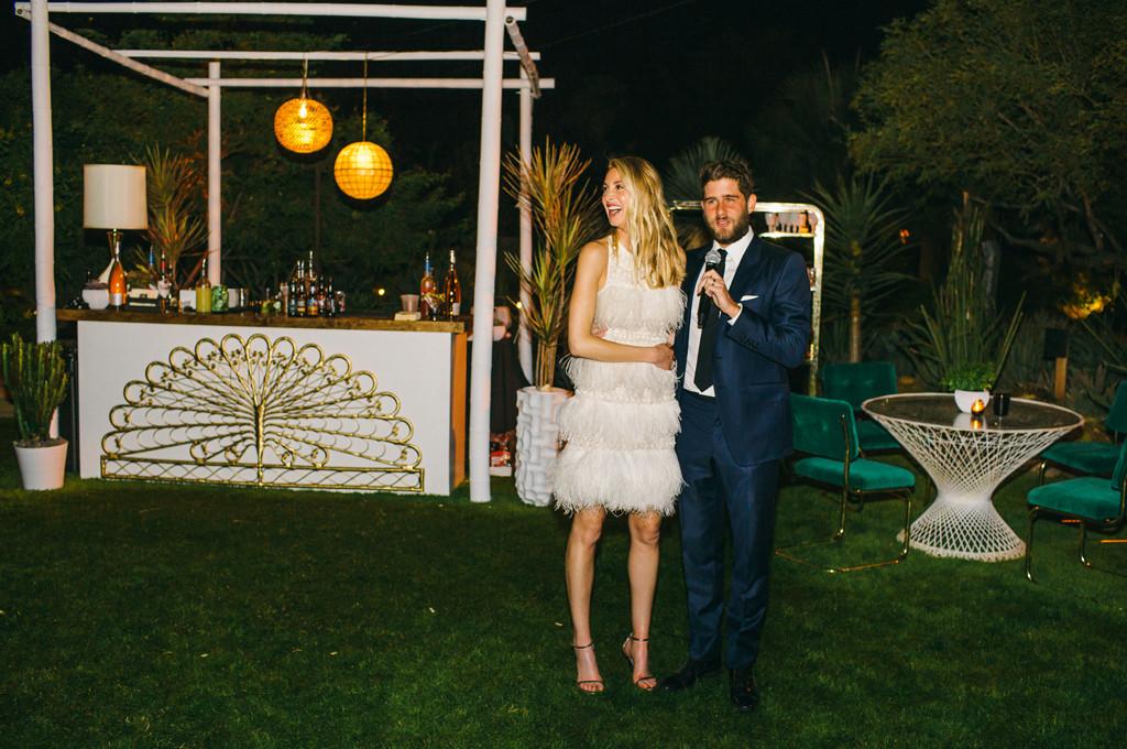 Whitney Port, Wedding