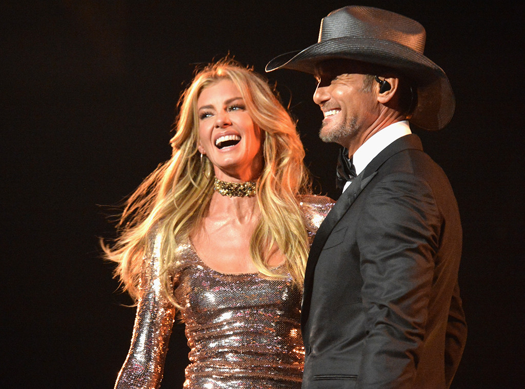 Faith Hill, Tim McGraw, 2017
