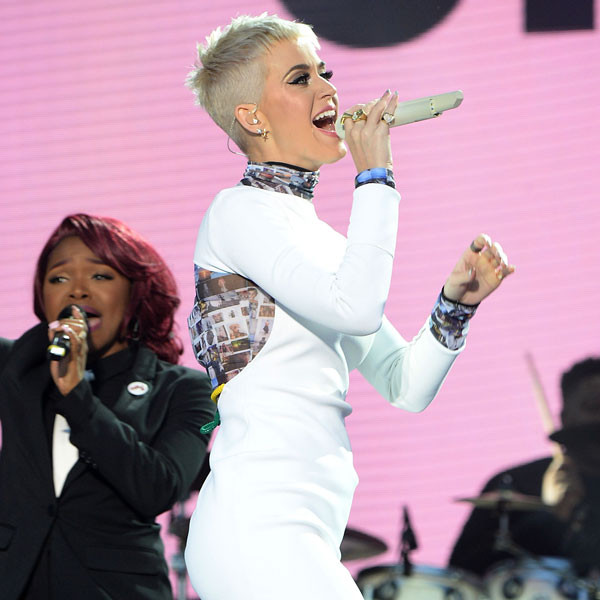 One Love Manchester Benefit Concert, Katy Perry