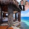 Evan Spiegel, Miranda Kerr, Laucala, Honeymoon