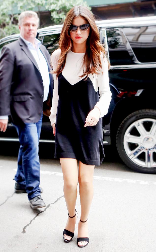 ESC: Selena Gomez Style Evoltion