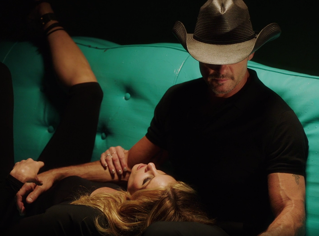 Tim McGraw, Faith Hill, Speak to a Girl