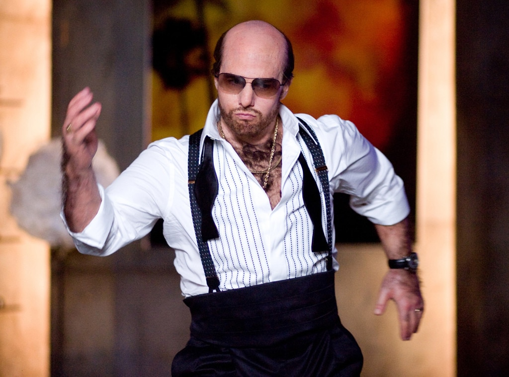 Tropic Thunder, Tom Cruise