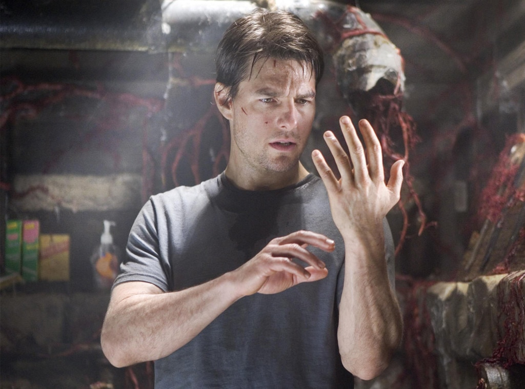 War of the Worlds, Tom Cruise