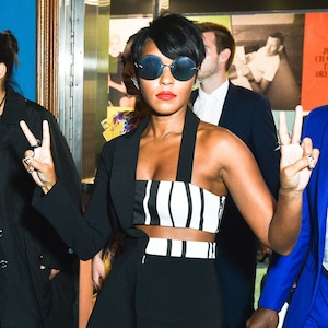 Janelle Monae, Inside CFDA Fashion Awards