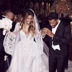 ESC: Russell Wilson, Ciara, Wedding