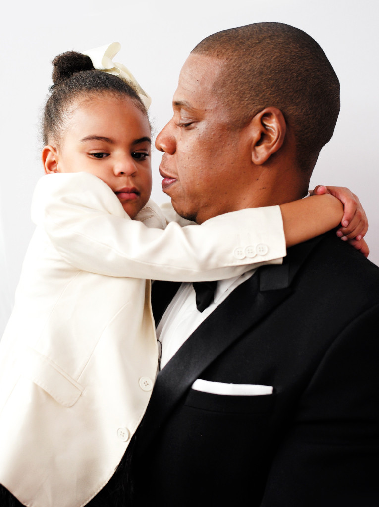 Jay-Z Shares the Most Beautiful Thing Blue Ivy Once Told ... Jay Z
