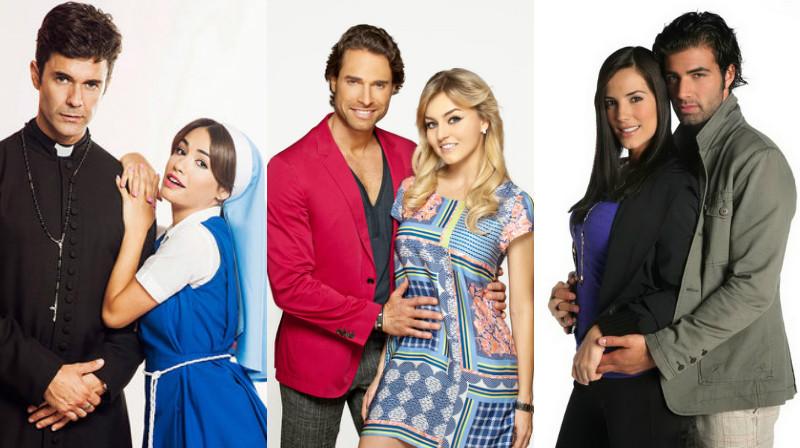 Protagonistas telenovelas
