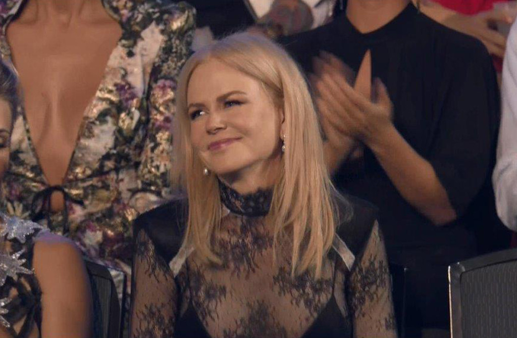 Nicole Kidman, 2017 CMT Music Awards