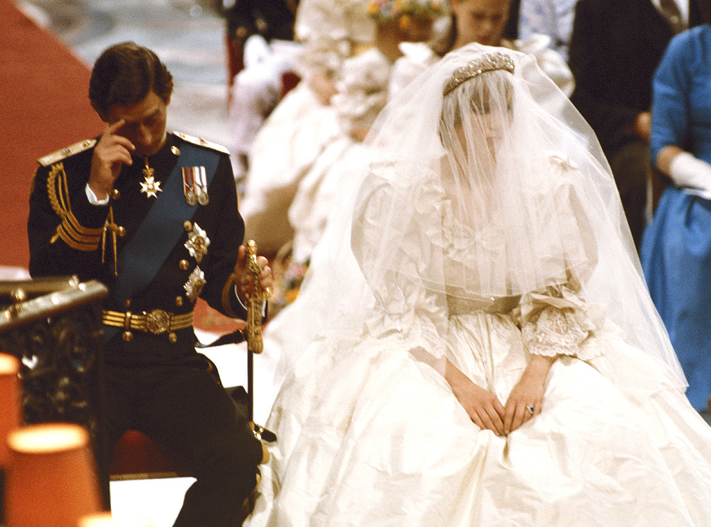 The Epic Story Of Princess Diana S Wedding Dress 3 Months