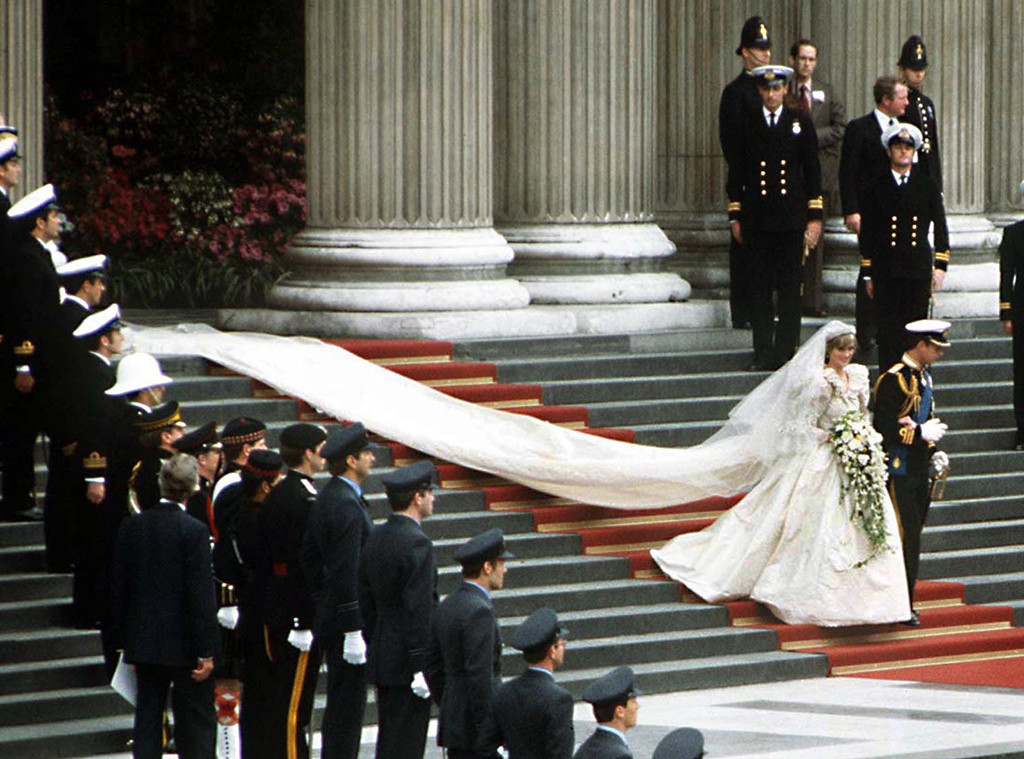 Prince Charles, Princess Diana, Wedding