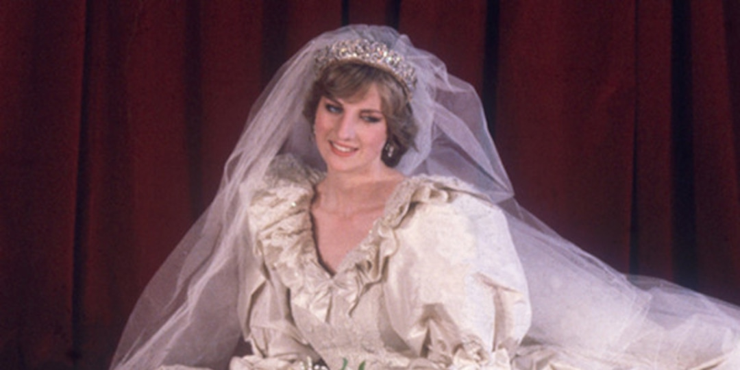 The Epic Story of Princess Diana's Wedding Dress: 3 Months, 25 Feet of Train and a Major Fashion Legacy - E! Online.jpg