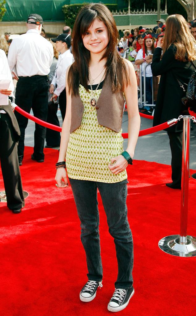 ESC: Selena Gomez Style Evolution