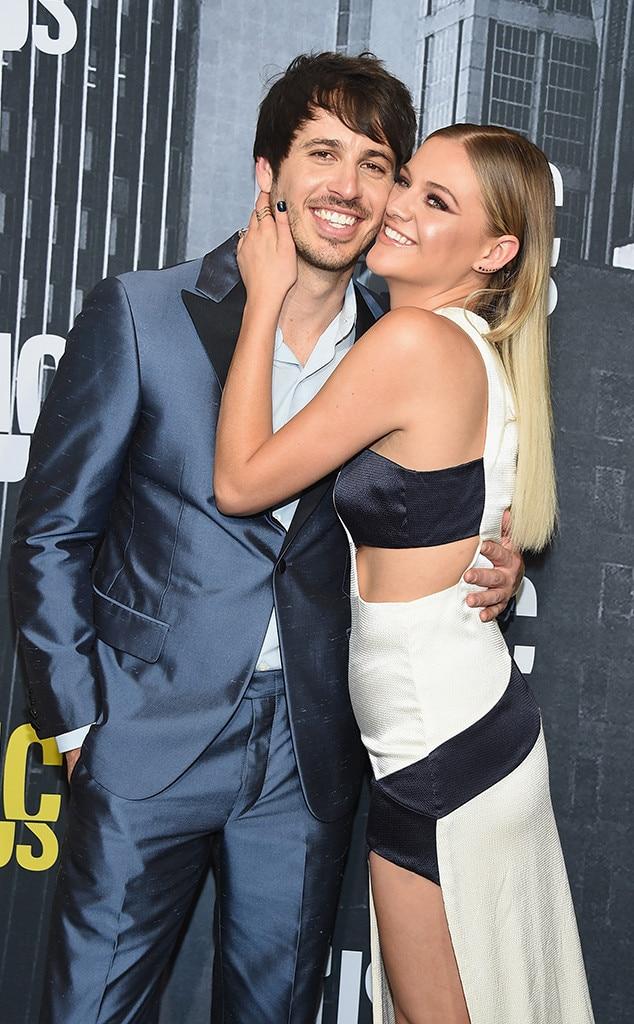Morgan Evans, Kelsea Ballerini, 2017 CMT Music Awards, Couples