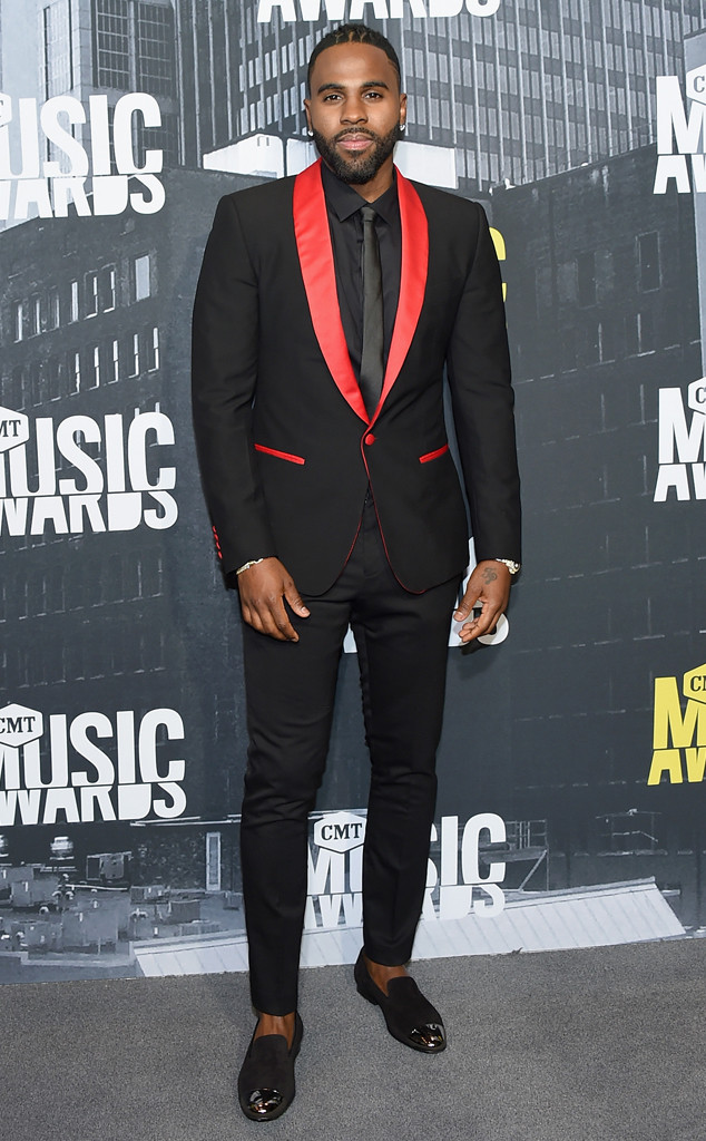 Jason Derulo, 2017 CMT Music Awards