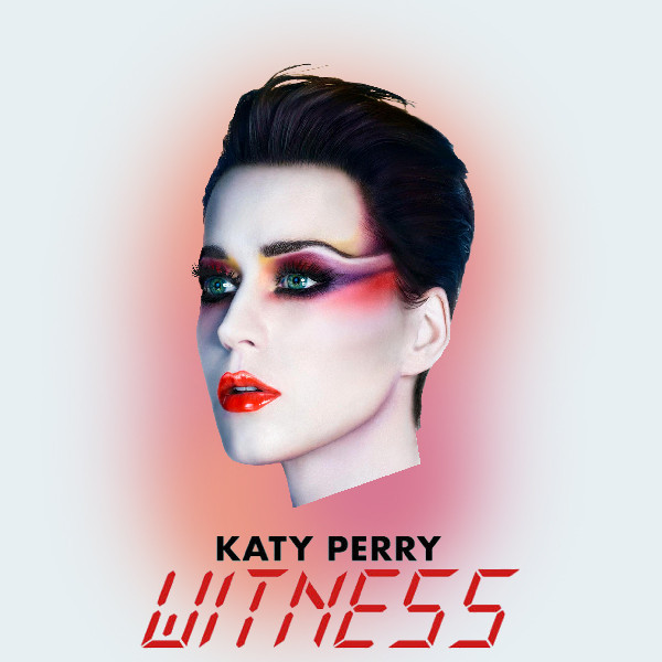 Katy Perry, Witness Album cover