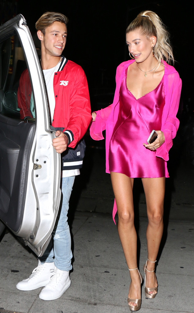 hailey dating Hailey baldwin is engaged to justin bieber learn about her dating history and past boyfriends here.