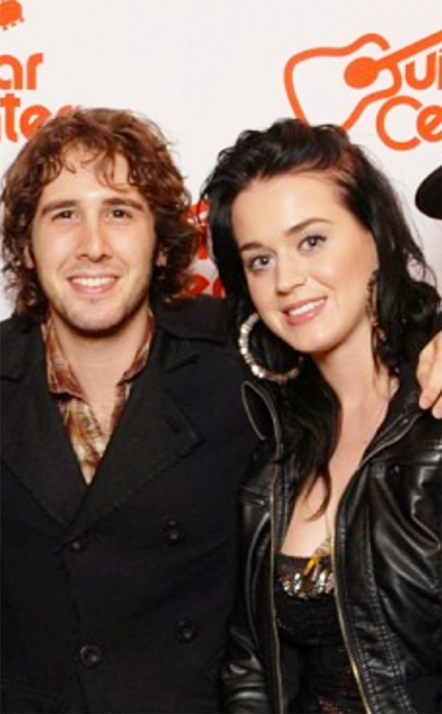 Katy Perry, Josh Groban