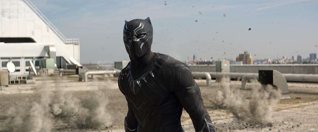 Captain America Civil War, Chadwick Boseman