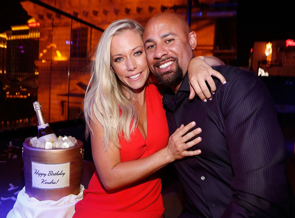 Kendra Wilkinson & Hank Baskett -  Oh,  how they tried .   The Girls Next Door  starmarried the football player at the Playboy Mansion in 2009 and they embarked on a life together, first in Philadelphia and then Indianapolis—wherever Baskett's career was taking them—and then eventually L.A. Son  Hank IV  was born in December 2009.Theyopened their lives up to reality-TV cameras for Kendra and then  Kendra on Top , which aired for six seasons and ran through the alleged-cheating scandal that pretty much blew up their lives in 2013.
