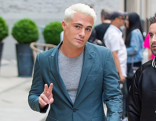Colton Haynes Admits He Lost His Virginity At Age 13  E News-3433