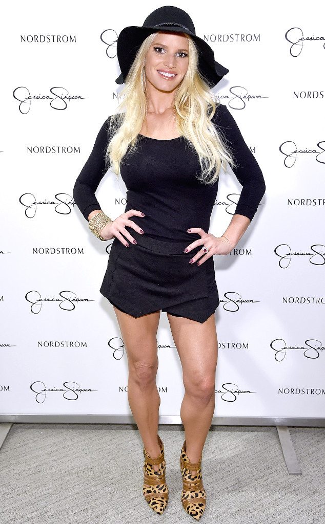 Jessica Simpson, 2014, Birthday Widget